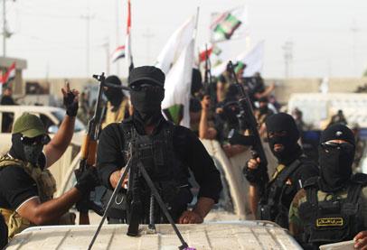اجتياح المنطقة الخضراء يحرق جميع الجسور بين شيعة العراق