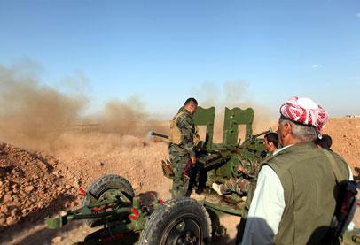 الاكراد يستعيدون 9 قرى من الجهاديين في شمال العراق