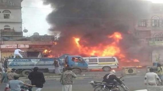 عاجل| حريق هائل في جامعة حلوان