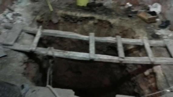 ضبط طن «حشيش» بسرداب أسفل أحد البيوت بالإسكندرية